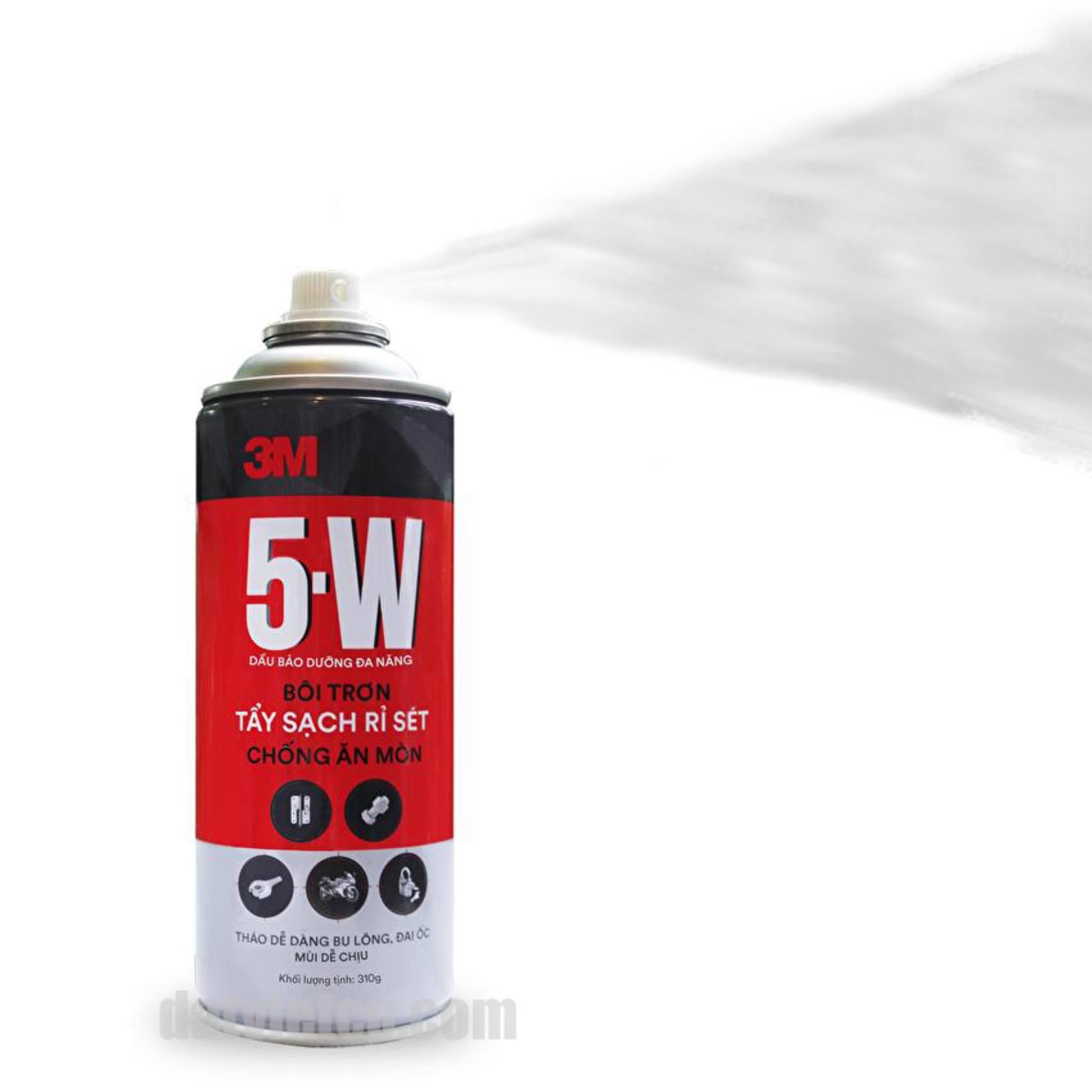 Dầu bảo dưỡng đa năng 5-W